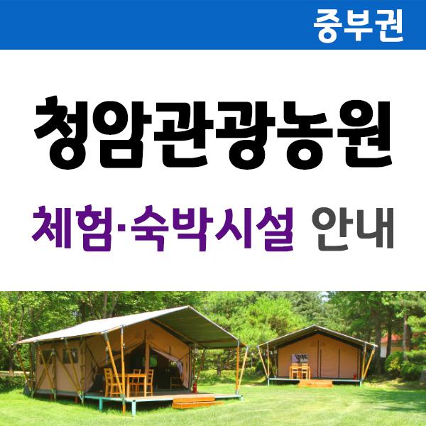 청암관광농원-개인 프로그램